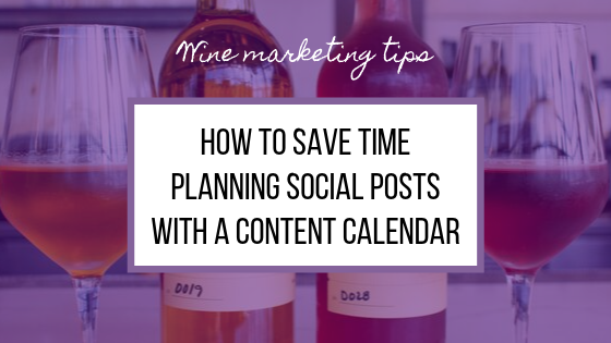How to Save Time Planning Social Posts With a Content Calendar
