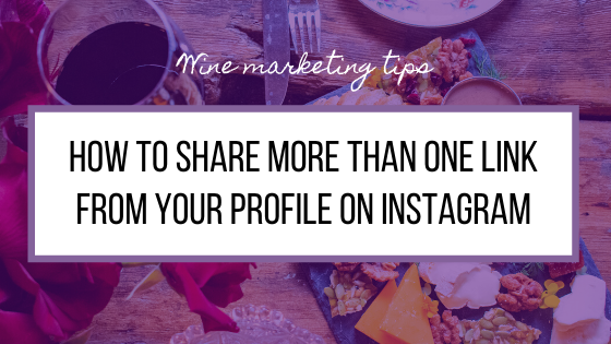 How to Share More Than One Link From Your Profile on Instagram