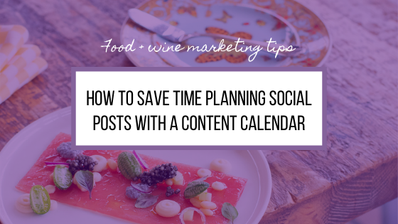 Updated: How to Save Time Planning Social Posts With a Content Calendar